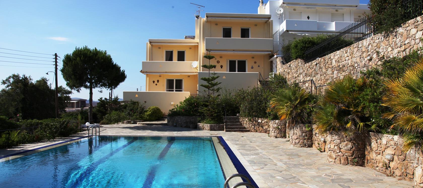 Our Villas in Sounio