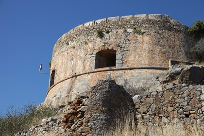 Spinalonga is among the Top 10  Landmarks in Greece by Trip Advisor