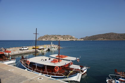 Harbor of Plaka