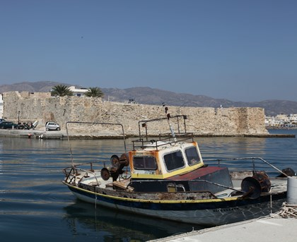 Venetian castle of Ierapetra South 40min