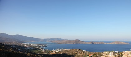 View Mirabello Bay from Elounda Solfez Villas