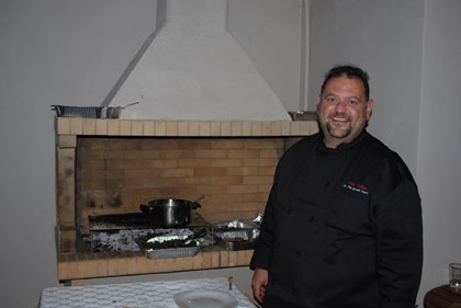 "Chef Paul ""Delicious"" Delios"