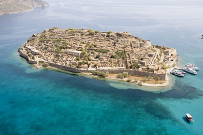 Spinalonga, a part of the world's cultural heritage